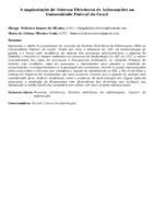 A implantação do Sistema Eletrônico de Informações na Universidade Federal do Ceará