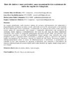 Base de dados e suas vertentes: uma organização das emissoras de rádio da região de Campinas.