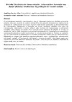 Revista Eletrônica de Comunicação, Informação e Inovação em Saúde (Reciis): tendências da produção do conhecimento
