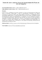Estudo de usos e usuários: Centro de documentação Do Museu de Arte da Pampulha