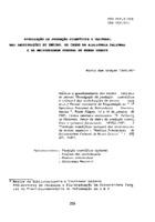Divulgação da produção científica e cultural das instituições de ensino; os casos da Biblioteca Nacional e da Universidade Federal de Minas Gerais.