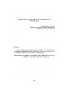 Cooperacão na aquisicão e tratamento de informacão. (Cooperação na aquisição e tratamento da informação - Trabalhos oficiais)