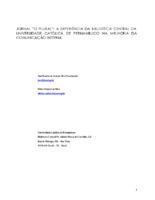 """Jornal """"O Plural"""": a experiência da Biblioteca Central da Universidade Católica de Pernambuco na melhoria da comunicaçao interna."""