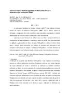 Gerenciamento de bibliografias em meio eletrônico e normalização no padrão ABNT.