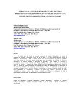 O projeto de conversão retrospectiva de registros bibliográficos: uma experiência do sistema de bibliotecas da Pontifícia Universidade Católica do Rio de Janeiro.