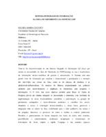 Sistema integrado de informação da área de ortodontia da FOP/UNICAMP.