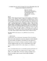 E-THESES do CID: resultados da nova metodologia de criação de teses eletrônicas.