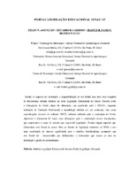 Portal Legislação Educacional SENAC- SP.