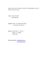 Avaliação do serviço de comutação bibliográfica através do software SCADUNESP.