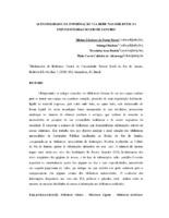 Acessibilidade da Informação via rede nas Bibliotecas Universitárias do Rio de Janeiro.