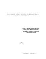 Transformação do índice de arquitetura brasileira em uma base de dados acessada via www.