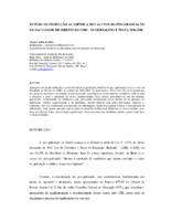 Estudo da produção acadêmica dos alunos da pós-graduação da Faculdade de Direito da UERJ: Dissertações e Teses, 1994- 2001.