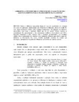 A biblioteca Universitária e o processo de avaliação do MEC: Alguns elementos para o planejamento da sua gestão.