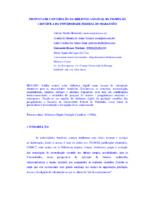 Proposta de construção da biblioteca digital da produção científica da Universidade Federal do Maranhão.