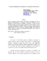 O sistema de bibliotecas da UFRGS e a avaliação institucional.