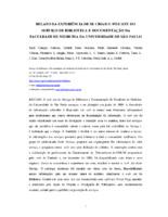 Relato da experiência de se criar o web site do Serviço de Biblioteca e Documentação da faculdade de medicina da Universidade de São Paulo.
