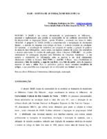 SIABI - Sistema de Automação de Bibliotecas.