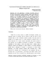O gerenciamento da informação em biblioteca universitária: um estudo de caso na Biblioteca Central da UNEB.