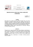 Biblioteca Digital Ágora e seu papel na educação permanente.