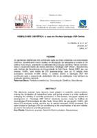 Visibilidade científica: o caso da Revista Geologia USP Online.