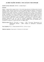 As dez seções do RDA : uma análise preliminar.
