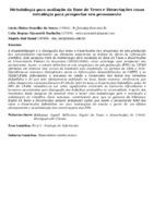 Metodologia para avaliação da Base de Teses e Dissertações como estratégia para prospectar seu povoamento.