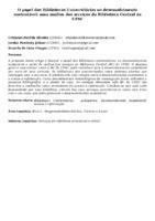 O papel das Bibliotecas Universitárias no desenvolvimento sustentável: uma análise dos serviços da Biblioteca Central da UFSC.