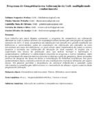Programa de Competência em Informação da UnB: multiplicando conhecimento.