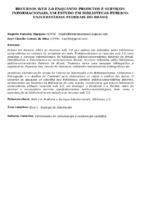 Recursos Web 2.0 enquanto produtos e serviços informacionais: um estudo em bibliotecas público-universtárias federais do Brasil.