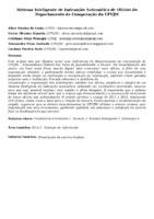 Sistema Inteligente de Indexação Automática de Ofícios do Departamento de Computação da UFVJM.