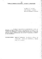 Centro de Memória Fluminense: criação e implantação