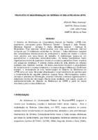 Proposta de modernização do Sistema de Bibliotecas da UFPB.