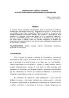 Informação e direitos autorais: efeitos tecnológicos na Sociedade da Informação.