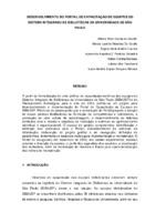 Desenvolvimento do Portal de Capacitação de equipes do Sistema Integrado de Bibliotecas da Universidade de São Paulo.