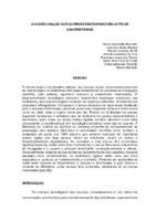A consolidação dos acervos digitais nas bibliotecas universitárias.
