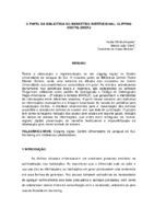 O papel da biblioteca no marketing institucional: clipping digital UNERJ.