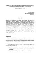 Biblioteca digital da UNICAMP como veículo de divulgação da produção científica: a gestão e o acesso às dissertações e teses.