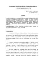 Paradigmas para a construção de portais acadêmicos: o Portal da Amazônia da UFPA.