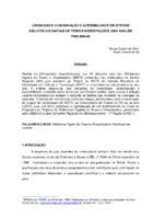 Usabilidade, comunicação e acessibilidade em sites de Bibliotecas Digitais de Teses e Dissertações: uma análise preliminar.