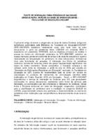 Fonte de indexação para periódicos nacionais em educação: análise da base de dados Edubase – Faculdade de Educação/UNICAMP.