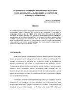 Os sistemas de informação universitários brasileiros frente aos desafios da globalização no contexto da integração do Mercosul.