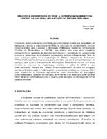 Biblioteca universitária em rede: a experiência da Biblioteca Central da UNICAP na implantação do Sistema Pergamum.