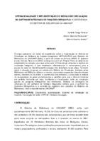 Operacionalidade e implementação do módulo de circulação do software integrado de funções VIRTUA/VTLS: a experiência do Sistema de Bibliotecas da UNICAMP.