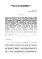 Avaliação de software para bibliotecas: um estudo de caso com o GNUTECA.