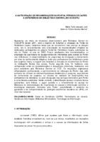 A antecipação às recomedações do Portal.Periodicos.Capes: a experiência da Biblioteca Central do CCS/UFRJ.