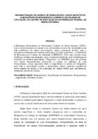 Informatização do acervo de brinquedos e jogos infantis do Laboratório de Brinquedos (LABRINCA) do Colégio de Aplicação, do Centro de Educação da Universidade Federal de Santa Catarina.