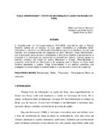 """""""Ouça universidade"""": fonte de informação e lazer na região do Sisal/BA."""