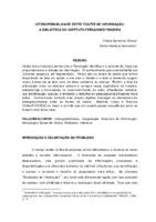 Interoperabilidade entre fontes de informação: a Biblioteca do Instituto Fernandes Figueira. (Pôster)