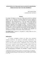 Implantação de um programa de capacitação de usuários em bases de dados: relato de uma experiência. (Pôster)