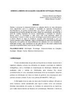 Desenvolvimento de coleções: análise em instituição privada. (Pôster)